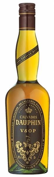 Dauphin Calvados VSOP 0,7 Liter
