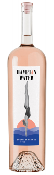 Gérard Bertrand Diving into Hampton Water Rosé 2019 Magnum 1,5 Liter