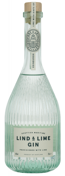 Lind & Lime London Dry Gin 44% 0,7l