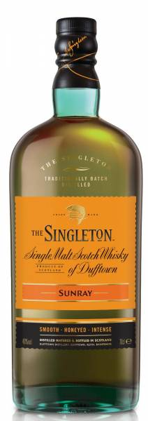 The Singleton of Dufftown Sunray 0,7 Liter