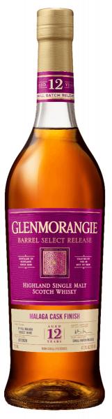 Glenmorangie Malaga Cask Finish 12 Jahre 0,7 Liter