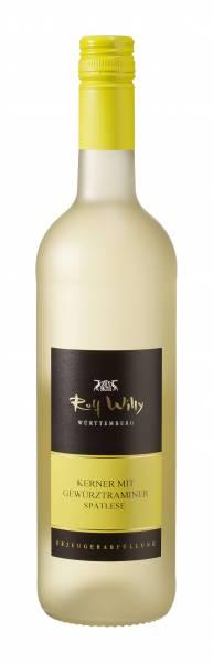 Rolf Willy Kerner m. Gewürztraminer -SL- 0,75 Liter