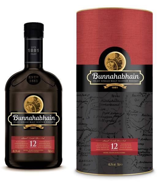 Bunnahabhain 12 Jahre 0,7 Liter