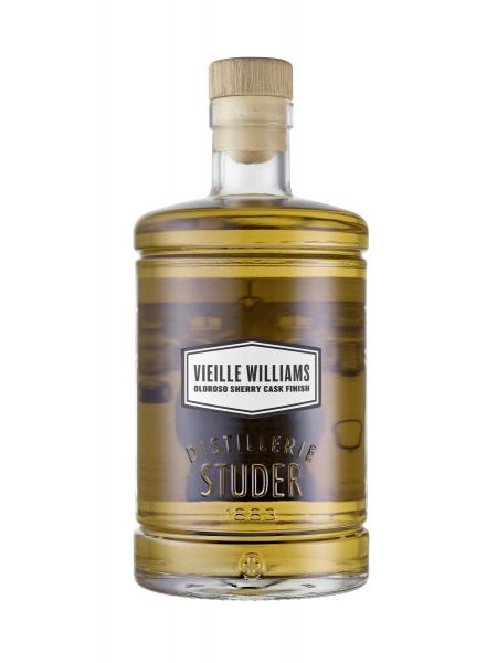 Studer Vieil Williams - Oloroso Sherry Cask Finish 0,5l