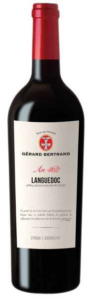 Gérard Bertrand Heritage 462 Languedoc 0,75 Liter