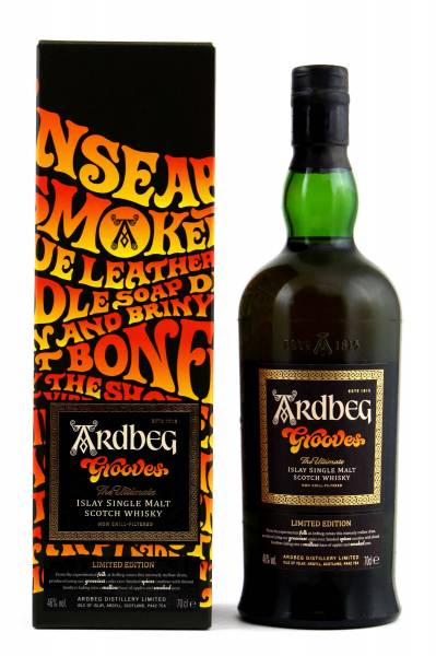 Ardbeg Grooves The Ultimate 0,7l