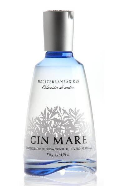 Gin Mare Mediterranean 0,7 Liter