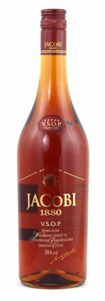 Jacobi 1880 VSOP 0,7 Liter