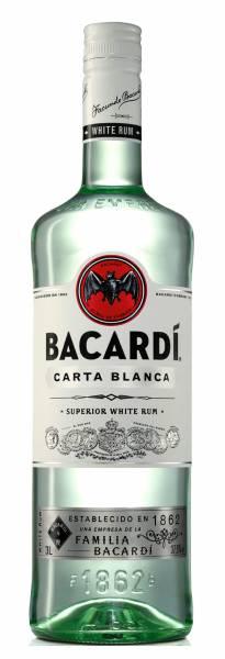 Bacardi Superior 3 Liter Magnumflasche