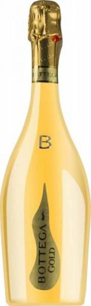 Bottega GOLD Vino Spumante Brut 0,75 Liter