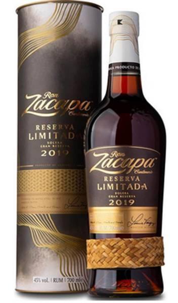 Ron Zacapa Reserva Limitada 2019 0,7 Liter