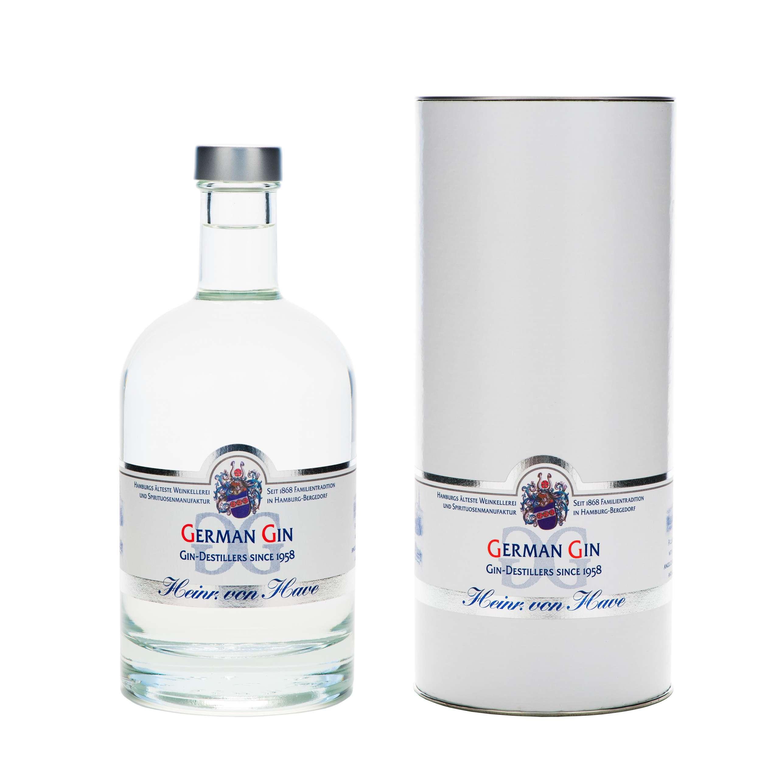 German Gin Heinrich von Have 0,5 Liter | bolou.de