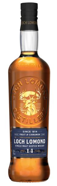 Loch Lomond 14 Jahre Single Malt Whisky 0,7l
