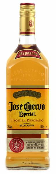 Jose Cuervo Especial Gold 1 Liter