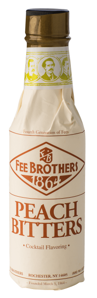 Fee Brother Peach Bitters 1,7% - 150 ml