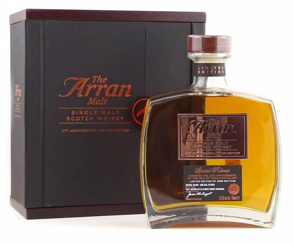 Arran 21st Anniversary Limited Edition 0,7 Liter