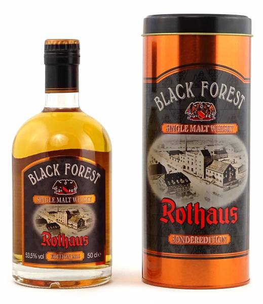 Rothaus Black Forest Whisky Highland Cask Finish Edition 2016 0,5l
