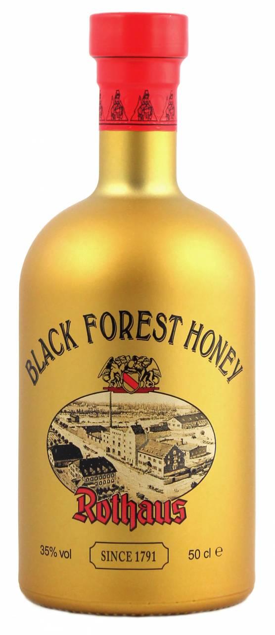 Rothaus Black Forest Honey Whisky-Honig-Likör 0,5l