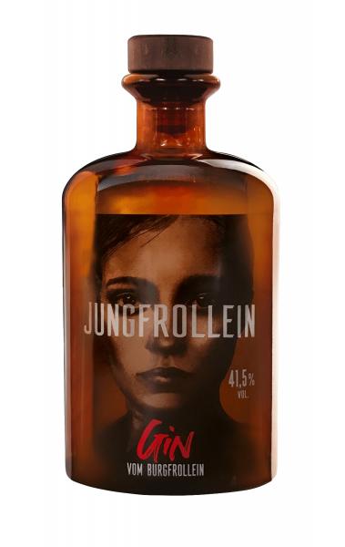 Jungfrollein Gin 41,5% 0,7 Liter