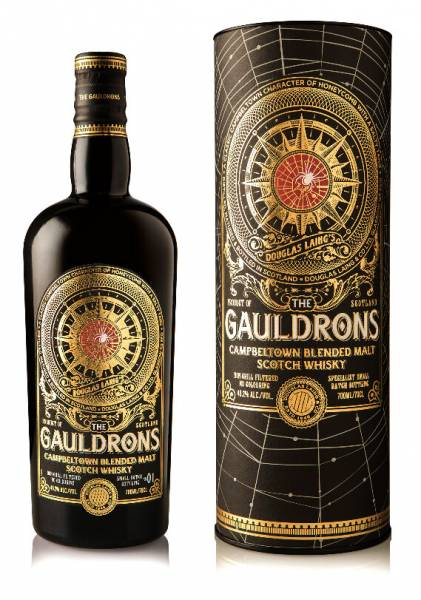 The Gauldrons Blended Malt Douglas Laing 46,2% 0,7l