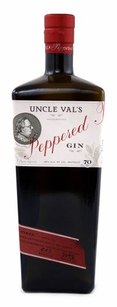Uncle Val's Peppered Gin 0,7 Liter
