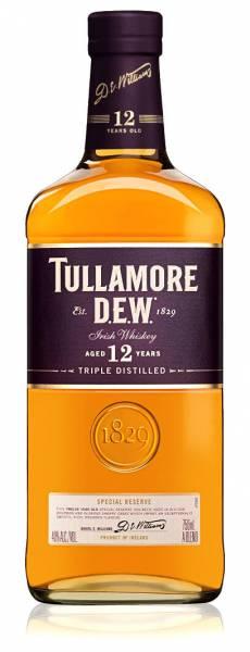 Tullamore Dew 12 Jahre 0,7 Liter