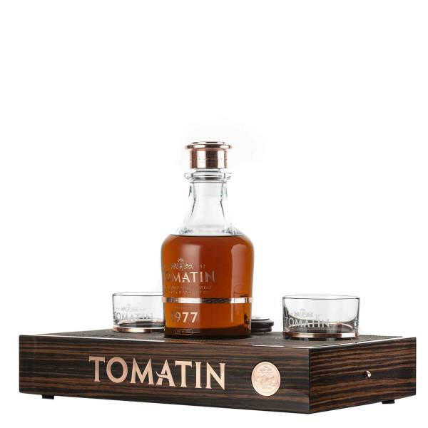 Tomatin 1977 WAREHOUSE 6 COLLECTION Highland Single Malt Scotch Whisky, 0.7 l