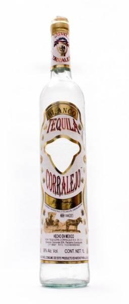 Corralejo Blanco Tequila 0,7 Liter