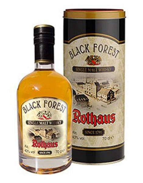 Rothaus Black Forest Whisky 2020 - Edition 12 0,7l