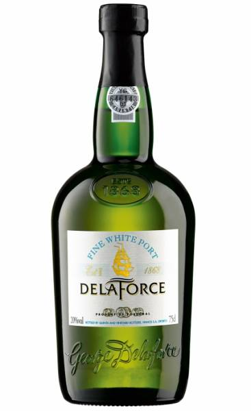 Delaforce Fine White Port 0,75 Liter