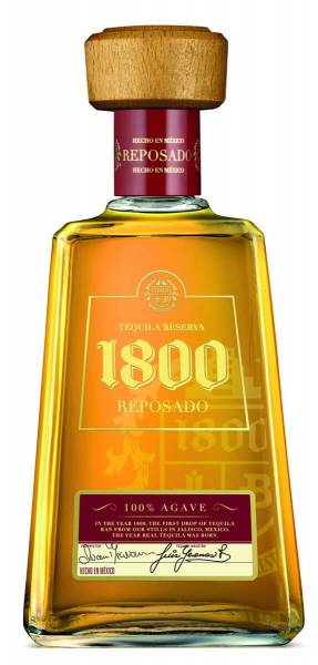 1800 Tequila Reposado Reserva Jose Cuervo 0,7l