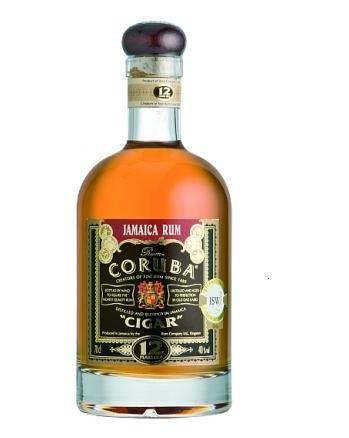 Coruba Cigar Rum 12 Jahre 0,7 Liter