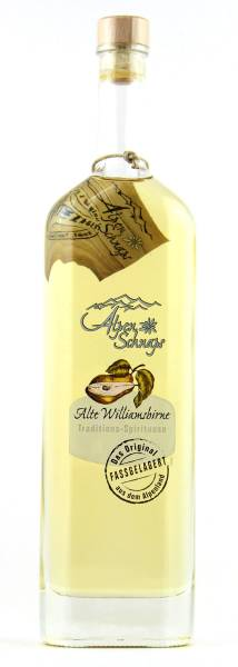 Alpenschnaps Alte Williamsbirne 0,5l