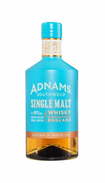 Adnams Single Malt Whisky 0,7 Liter