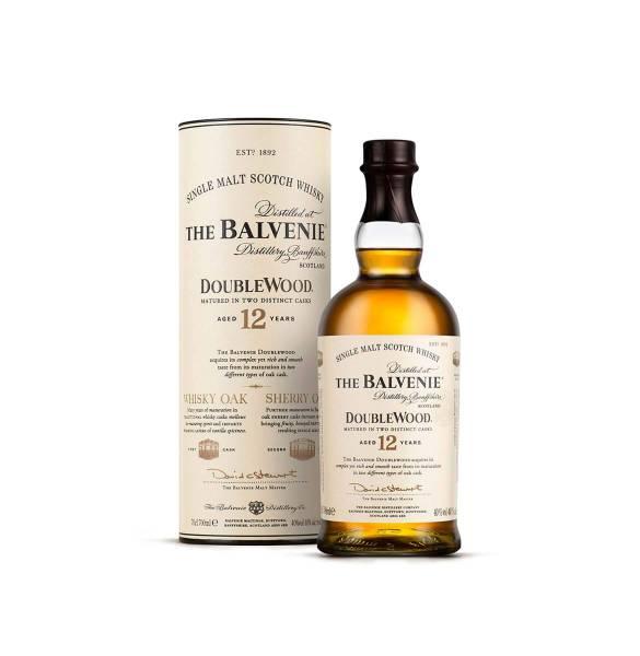 The Balvenie 12 Jahre Double Wood 0,7 Liter