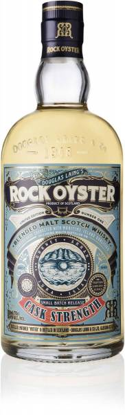 Douglas Laing's Rock Oyster Cask Strength 0,7 Liter