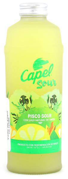 Pisco Capel Sour 0,7 Liter