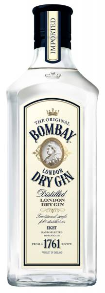 Bombay Original Dry Gin 0,7 Liter