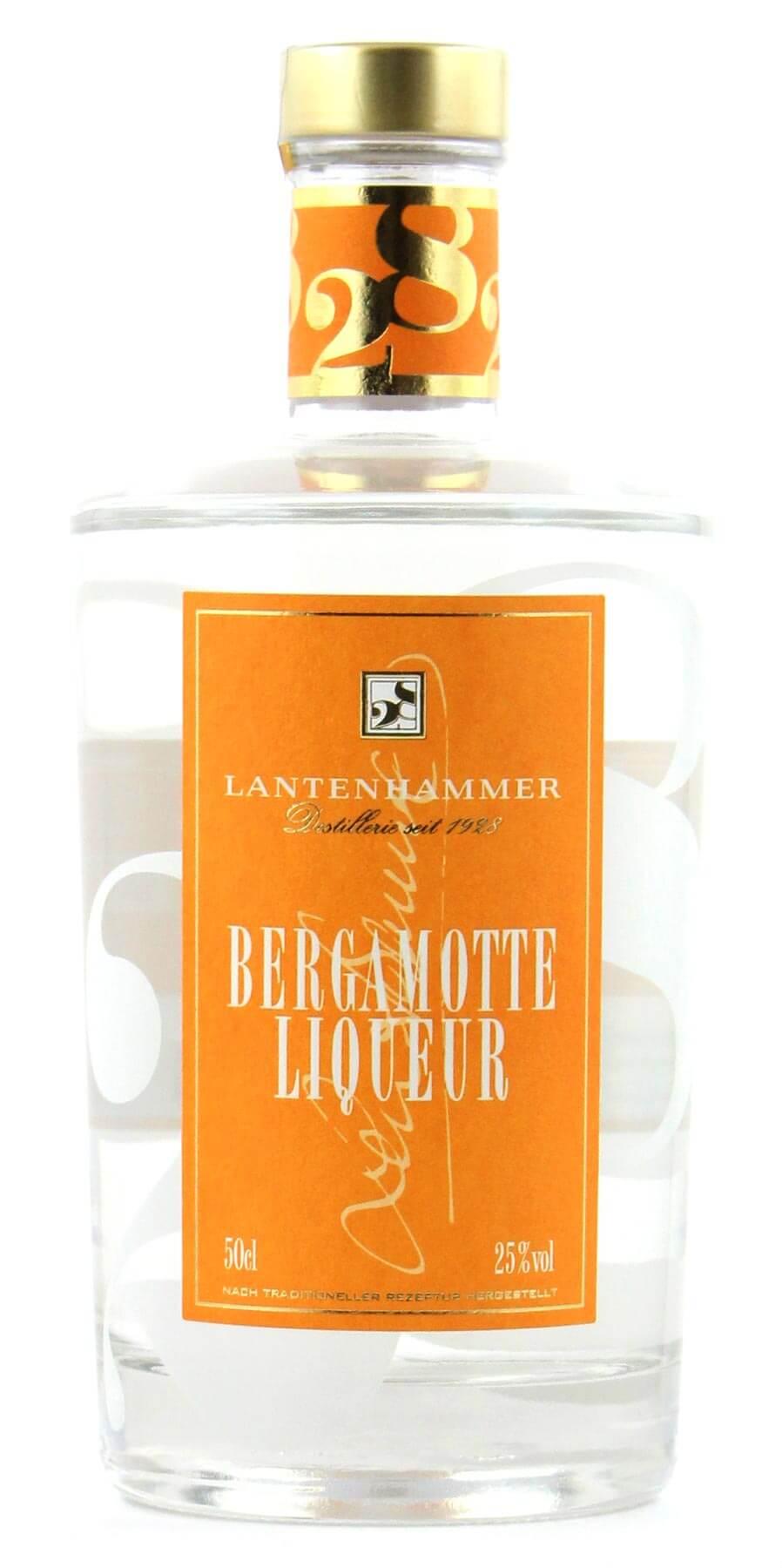 Bergamotte Likör