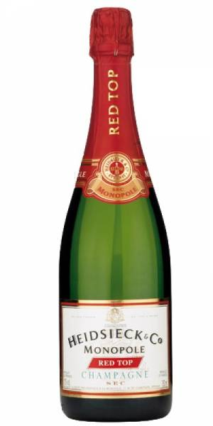 Heidsieck Red Top 0,75 Liter