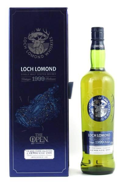 Loch Lomond Carnoustie 1999 The Open Course 0,7l