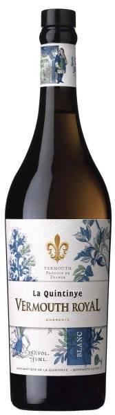 La Quintinye Vermouth blanc 16% 0,75l