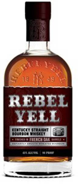 Rebel Yell Bourbon French Oak Finish 0,7l