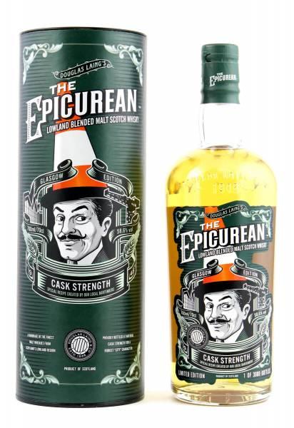 The Epicurean Glasgow Edition Douglas Laing's 0,7l