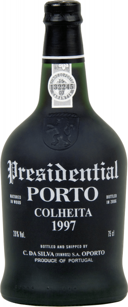 Presidential Porto Colheita 1997 Portwein 0,75l in Holzkiste