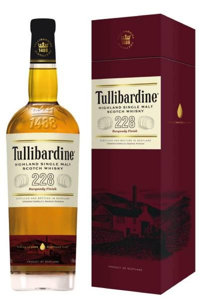 Tullibardine 228 Burgundy Finish 0,7 Liter