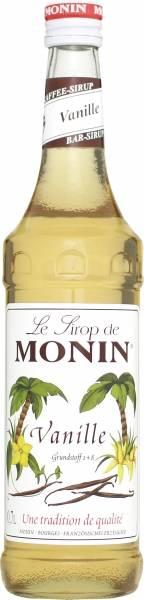 Monin Vanille Sirup 0,7 Liter