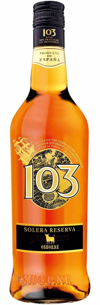 Osborne 103 Etiqueta Negra 0,7 Liter