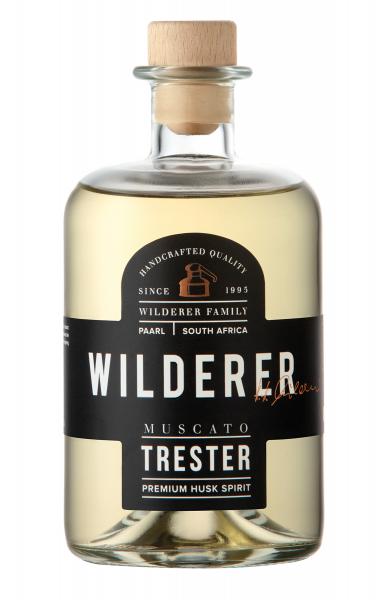 Wilderer Trester Muscato 0,5 Liter