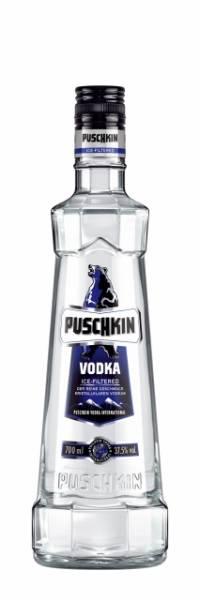 Puschkin Vodka 0,7 Liter